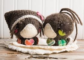 Lue and Sue: Love Birds: Amigurumi Joy, Brown Birds, Crochet Amigurumi, Amigurumi Fav, Amberjazz Amigurumi, Dr. Suess, Photos Shared, Amigurumi Birds