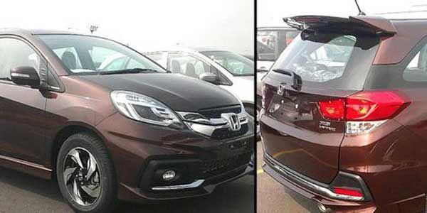 Honda Tengah Mempersiapkan Mobilio RS Low MPV - Indonesia http://www.hargaspesifikasihonda.com/honda-mobilio-rsmpv