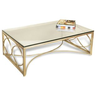 Transitional Coffee Tables by Kathy Kuo Home