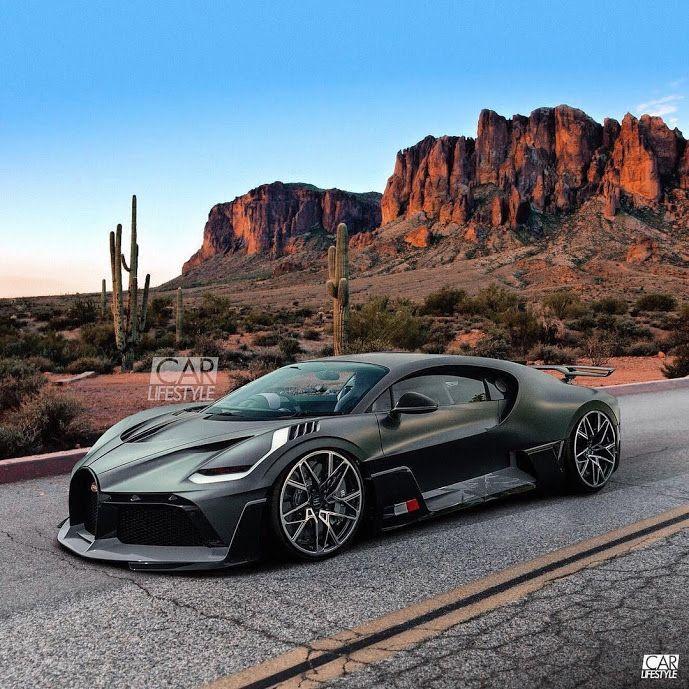 Black Bugatti: Coches Increíbles, Coches