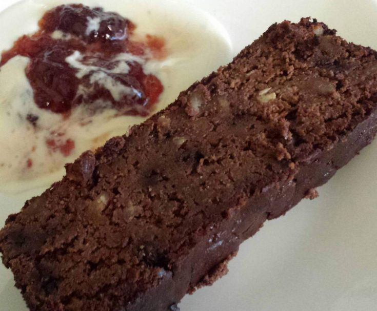 {Thermomix} Chocolate Zucchini Cake