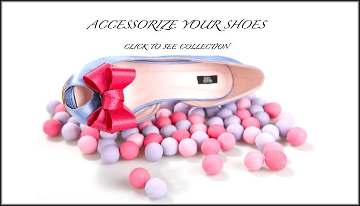 Accessorize your shoes