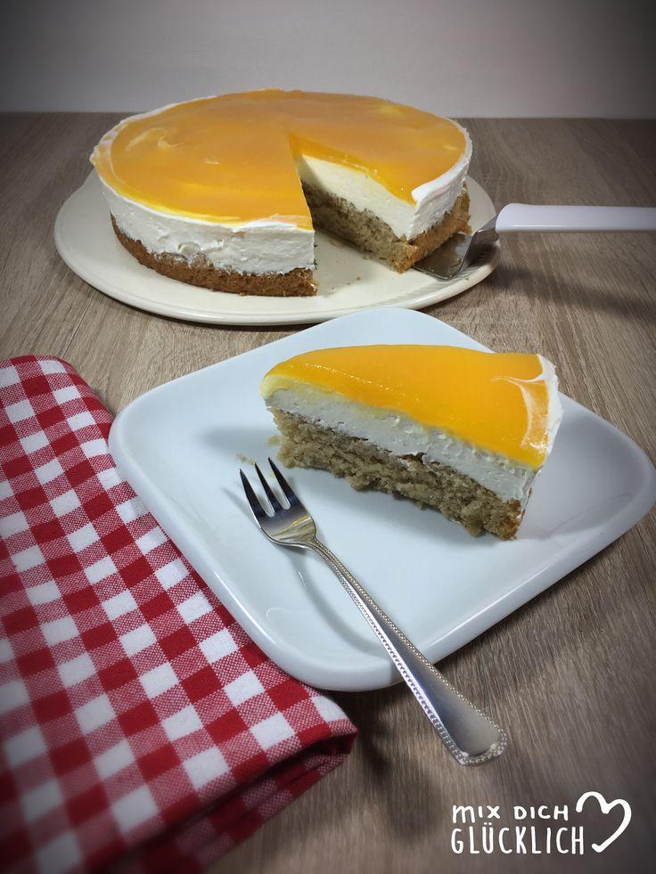 Solero Torte aus dem Thermomix auch vegan möglich