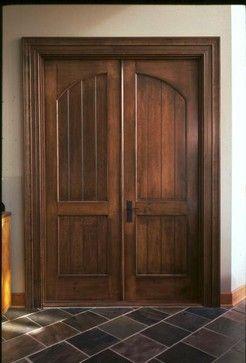 Residential Project Mediterranean Interior Doors