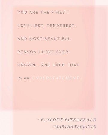 32 best Love Quotes images on Pinterest | Martha stewart weddings ...