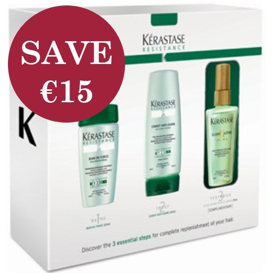 €15 OFF this fab Kerastase kit for fine hair