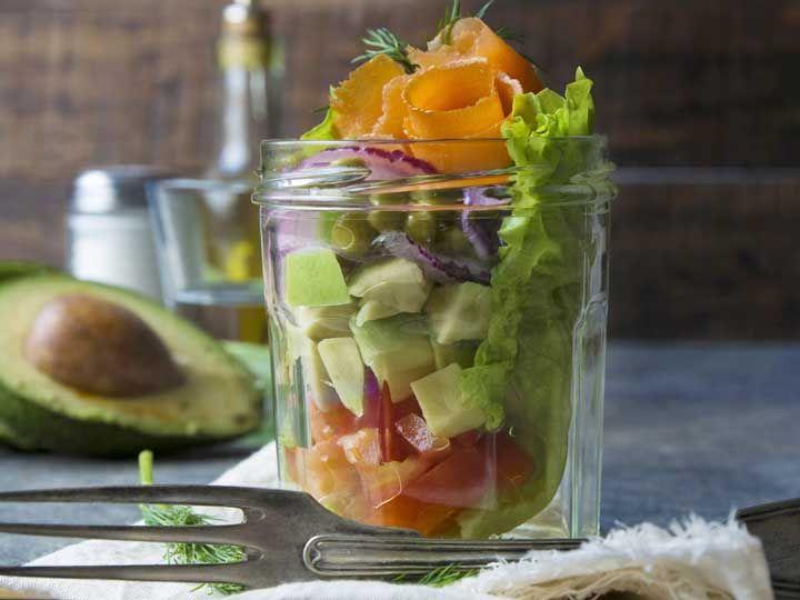 Avocado salat weight watchers