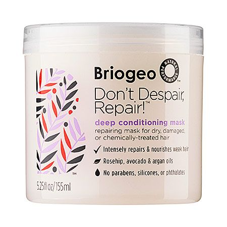 This hair mask is EVERYTHING. Don't Despair, Repair!™ Deep Conditioning Mask - Briogeo | Sephora