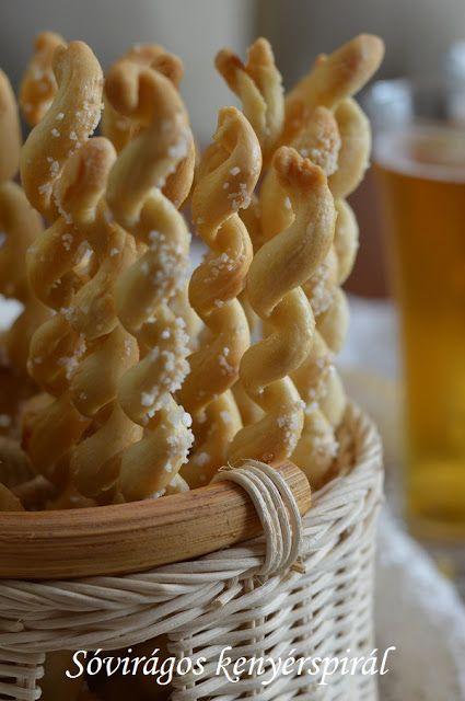 Hankka: Sóvirágos kenyérspirál