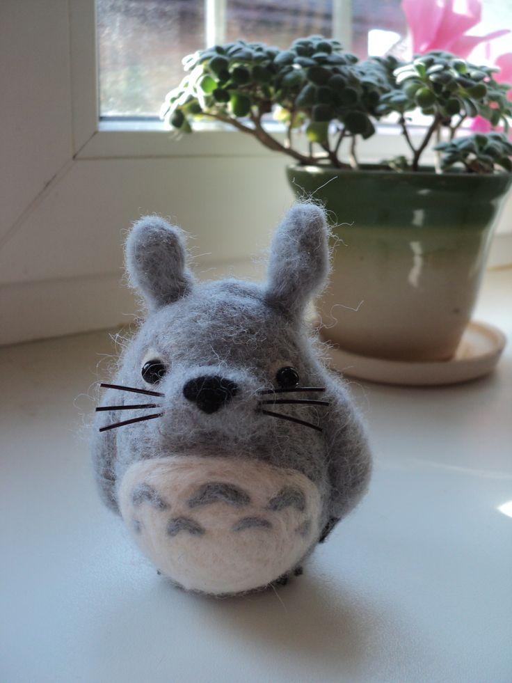 Handmade Totoro