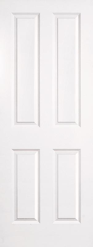 (All Interior Swing Doors And Jessicau0027s Pocket Door) Molded   4 Panel  Squaretop Smooth Bead U0026 Cove