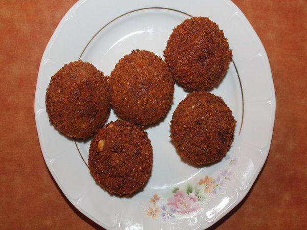 Falafel - Bucataria cu noroc