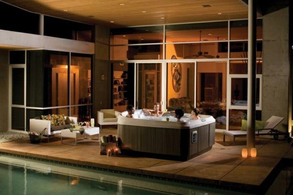 die besten 25 whirlpool kaufen ideen auf pinterest gartensauna kaufen saunaofen holz und. Black Bedroom Furniture Sets. Home Design Ideas