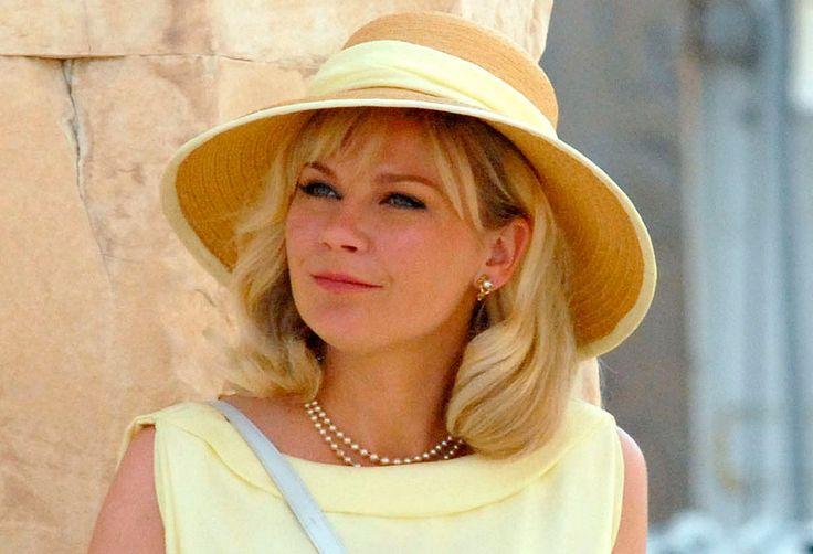 Trucco soft e attenzione alla pelle per il Kirsten Dunst in I Due Volti di Gennaio http://www.oggialcinema.net/kirsten-dunst-make-up-i-volti-di-gennaio/
