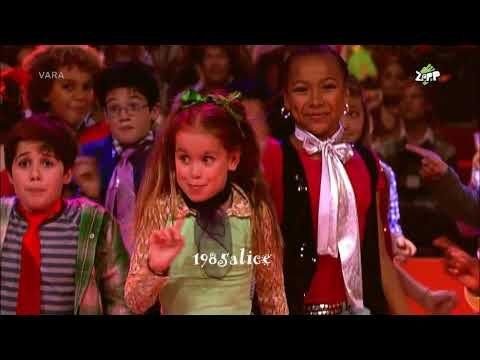 Kinderen voor Kinderen 30 - Sinterklaas wil dansen