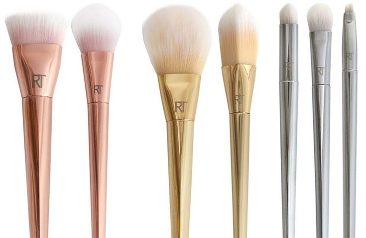 Real-Techniques-Bold-Metals-makeup-brushes