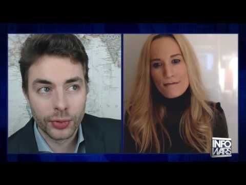 Paul Joseph Watson And Anabel Schunke Discuss Latest News From Germany - YouTube