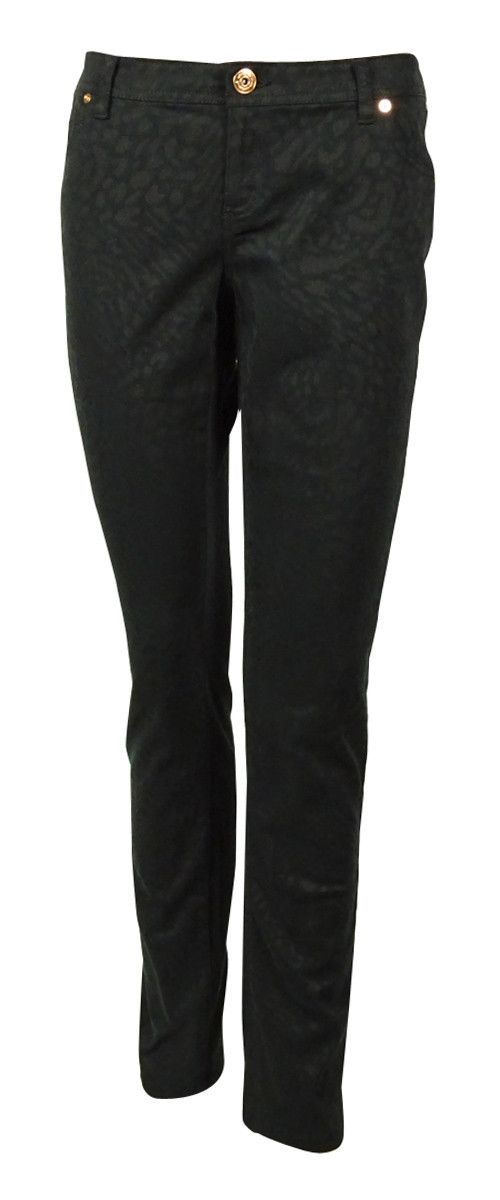 INC International Concepts Women's Animal Skinny Jeans