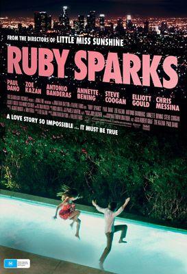 Ruby Sparks (Jonathan Dayton & Valerie Faris, 2012) - mooi qua innerlijke groei