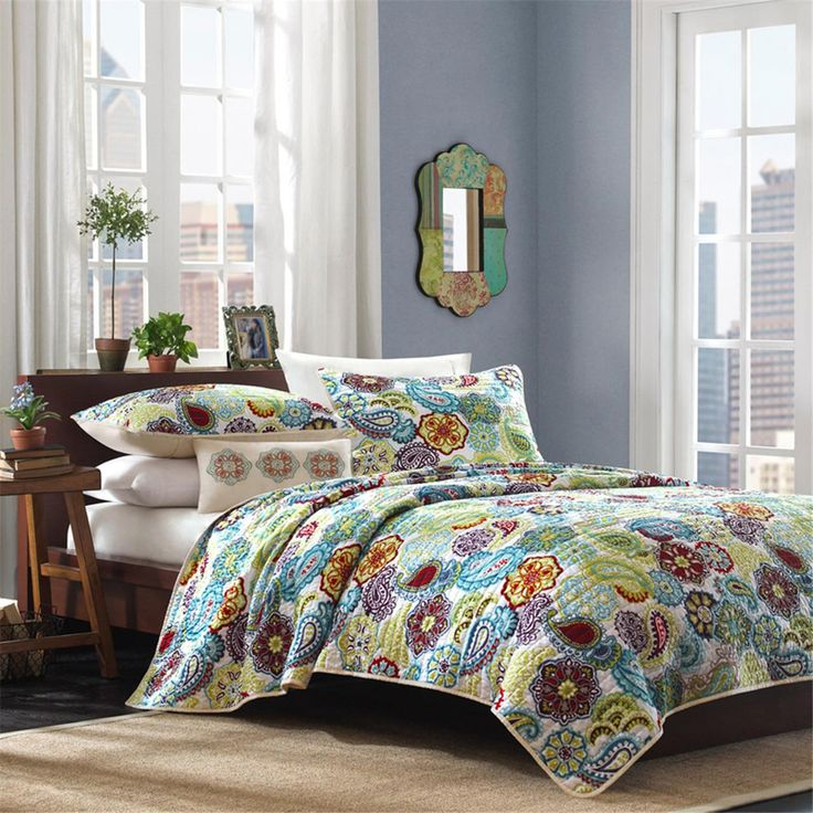 89 best Twin XL Coverlet Quilts and Duvet Cover Sets for College ... : twin size quilts and coverlets - Adamdwight.com