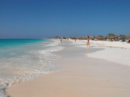 Beach in front of Sol Pelicano
