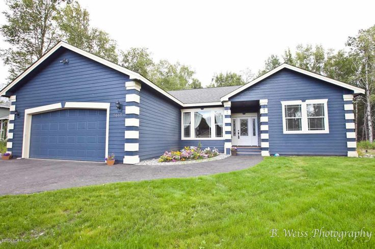 13 best alaska luxury real estate images on pinterest for Home builders in wasilla ak