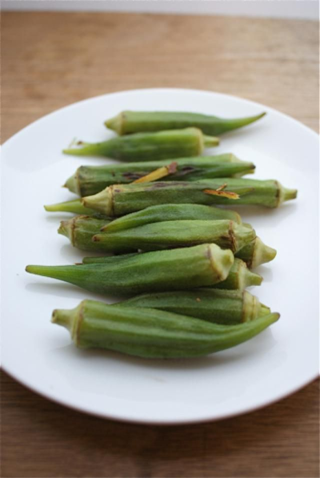 Kiss Slimy Okra Goodbye with 6 Tasty Okra Recipes: Garlic Okra