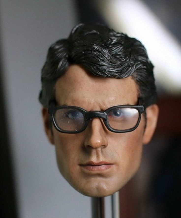 Details about Custom made Henry Cavill man of steel clark ...