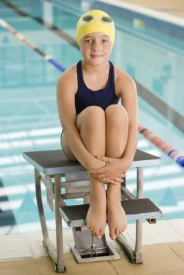 How to Reduce Drag for Competitive Swimming