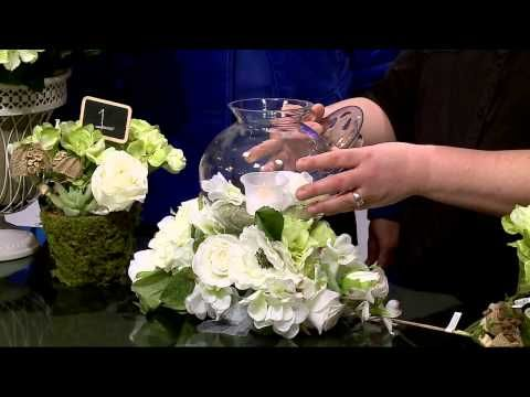 Michael's Craft Store: Silk Wedding Flowers AM Interview 1-26-14 - http://www.wedding.positivelifemagazine.com/michaels-craft-store-silk-wedding-flowers-am-interview-1-26-14/ http://img.youtube.com/vi/thLhMCafEB0/0.jpg %HTAGS