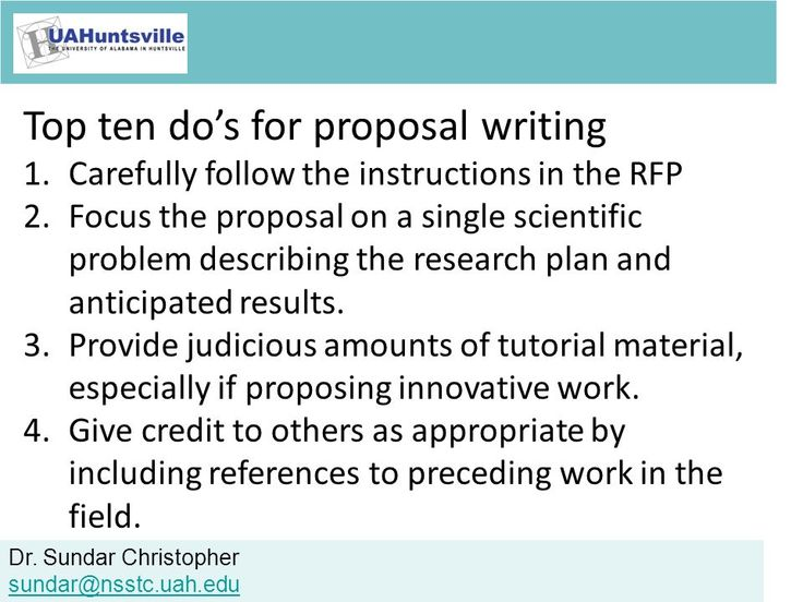 Best  Proposal Writing Ideas On   Writing A Proposal