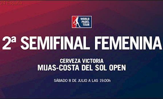 2ª Semifinal Femenina Cerveza Victoria Mijas - Costa del Sol Open 2017 | World Padel Tour