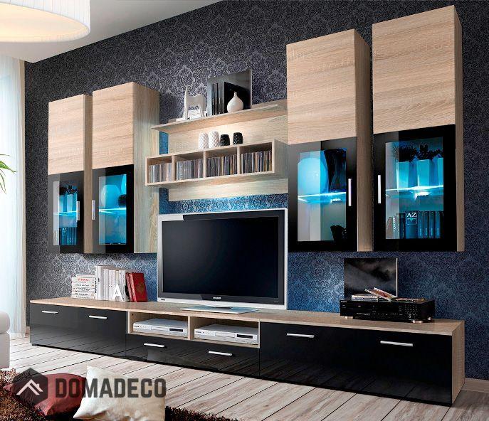 Modern Wall Units | Living Room Wall Units | Contemporary Wall Units | Wall  Units For