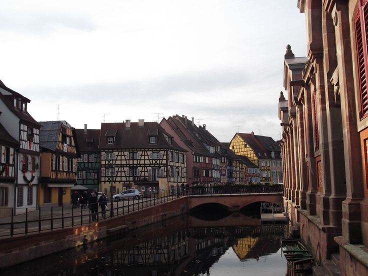 Colmar, France. A really fascinating town!!  Photo taken by me.
