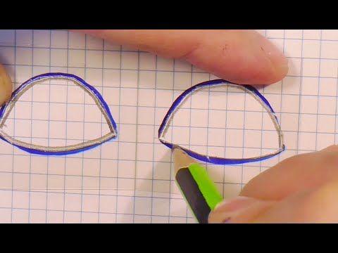 carita pintada sencilla 1/2, manualilolis video -185 - YouTube