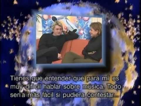 """Mike Olfield, """"La Entrevista"""" por Adriana Frade. 1 - YouTube"""