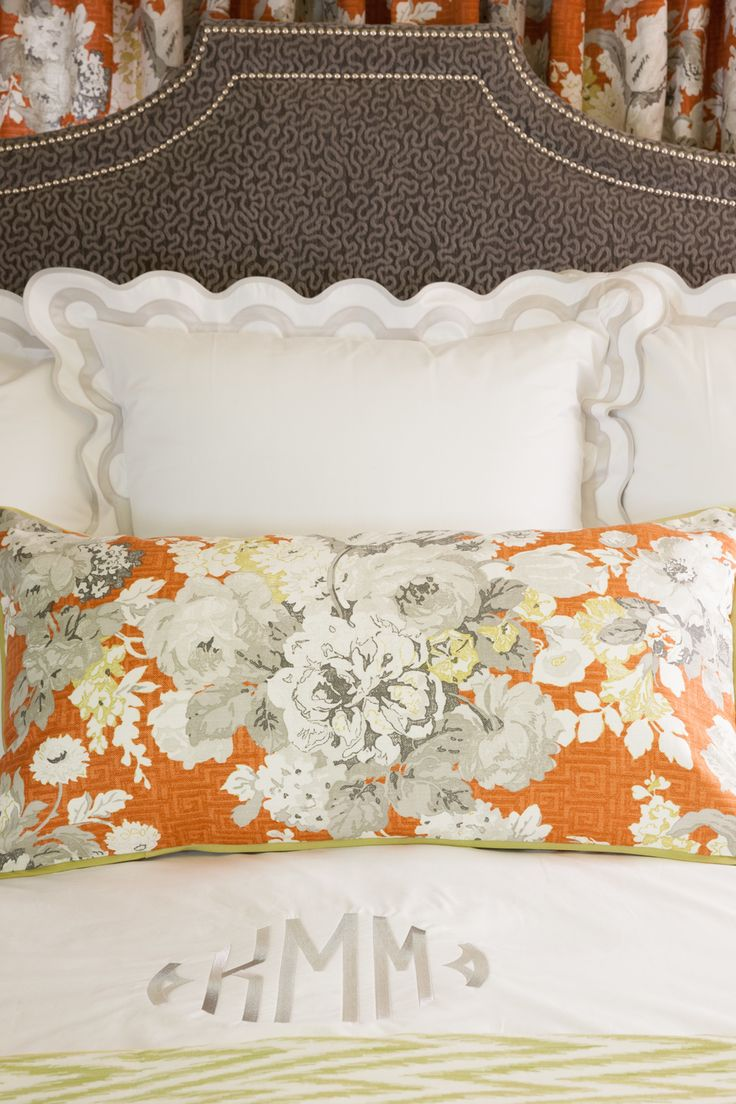 Gorgeous color palette for the city bedroom with north view, by Kim Macumber Interiors