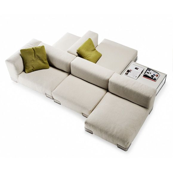 emejing das sofa oscar perfekte erganzung wohnumgebung photos ... - Das Modulare Raumtrennsystem Benjamin Hubert