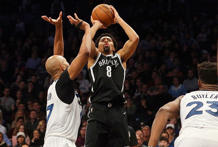 Watch the NBA's top 10 plays from Wednesday January 3rd action. #1 play is Spencer Dinwiddie's game winning shot over Taj Gibson and the Minnesota Timberwolves.