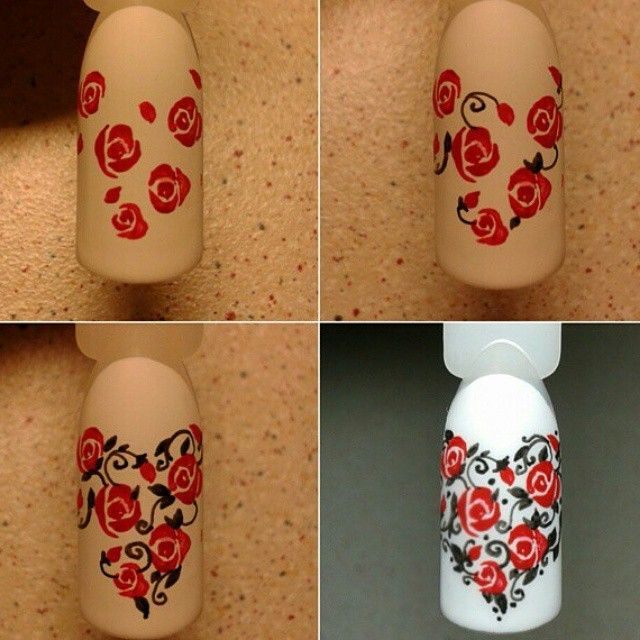 "619 Likes, 8 Comments - @nails4today on Instagram: ""Credit to @leda_7 @leda_7 @leda_7"""