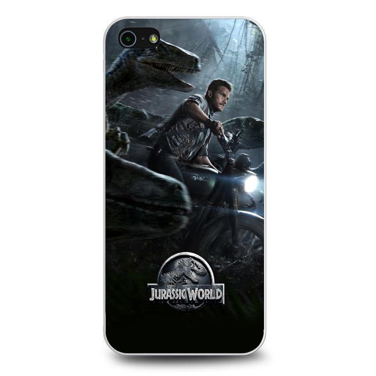 Chris Pratt and Raptor Squad iPhone 5[S] Case