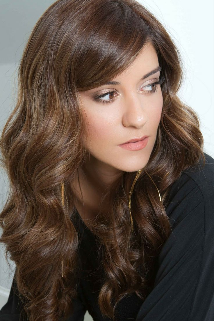 Revlon Color Silk  from blonde highlights to a Light Golden Brown