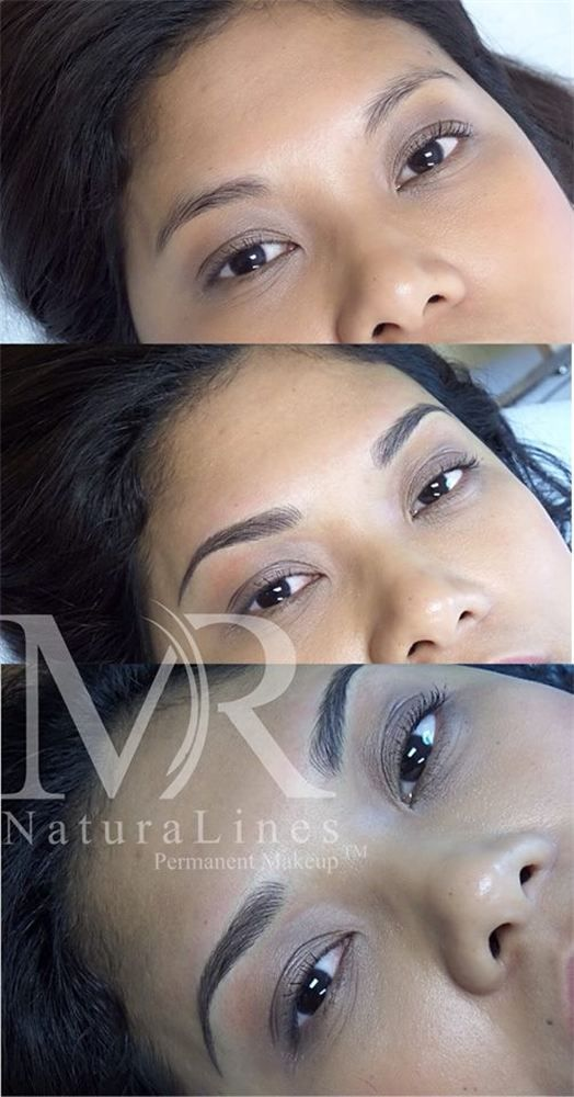 NaturaLines Permanent Makeup - BROW GALLERY - Tampa, FL