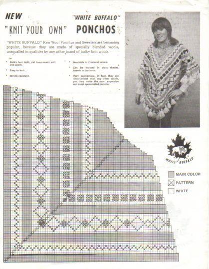 PDF Buffalo Knitting Patterns - buggsbooks.com cowichan indian sweater patt...
