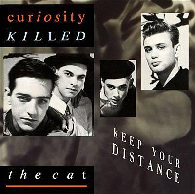 Curiosity Killed The Cat Keep Your Distance Lyrics
