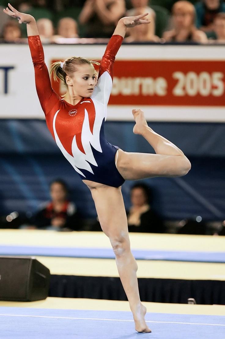 Alicia Sacramone, women's gymnastics, gymnast, floor exercise, WAG  #KyFun