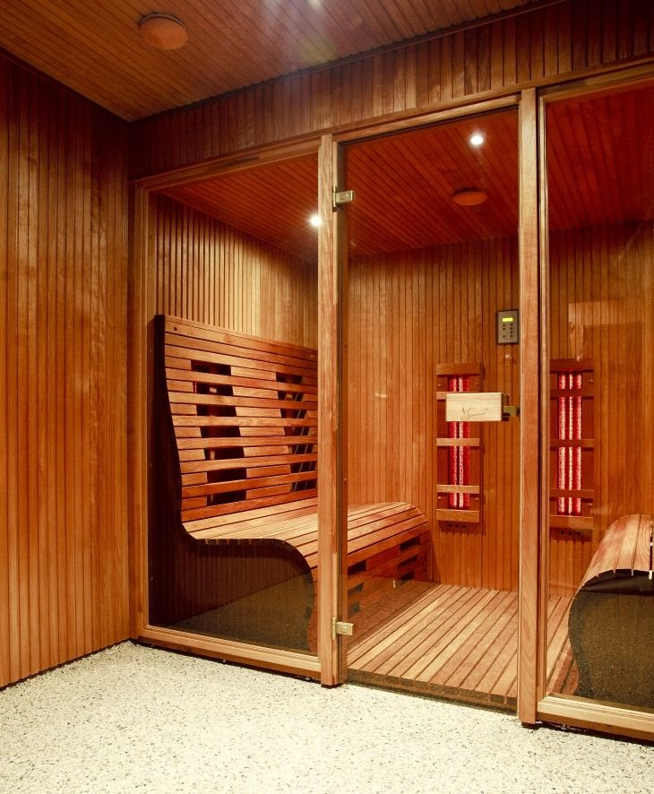 Wonderful Includes All Nordic Ranges Of Sauna, Steam Room, Lighting, Benching And  Bathroom.