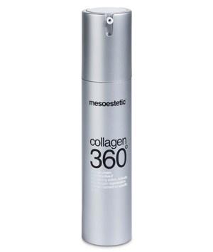 Collagen 360º intensive cream - Creme de acção intensiva desenvolvido a partir de colagénio marinho enriquecido, com o objetivo de combater a perda de colagénio do organismo.