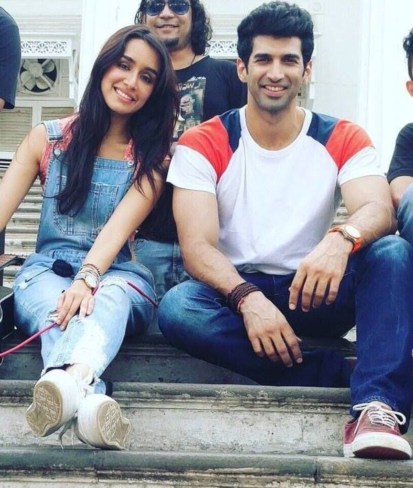 "All set to Release ""Ok Jaanu""‬ on 13th January 2017 Starring Aditya Roy Kapoor  and Shraddha Kapoor Official.. Isn't this soooo Exciting!!! :D  follow @tamashha"