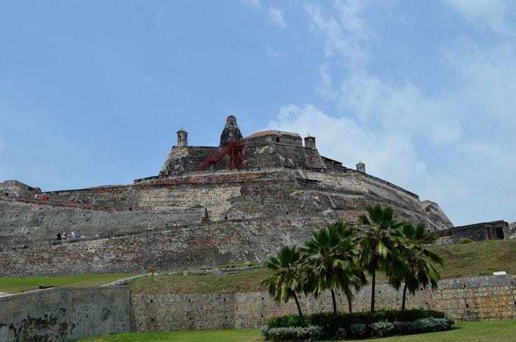 Sitios Turisticos de Cartagena de Indias Castillo San Felipe